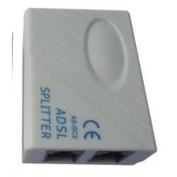 Filtro ADSL RJ-11, porta...
