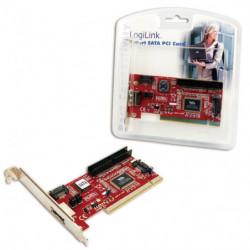 Controller PCI 2x SATA+1x...