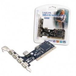 Controller PCI-USB 2.0...