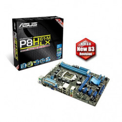 ASUS P8H61-M LX Rev. 3.0,...