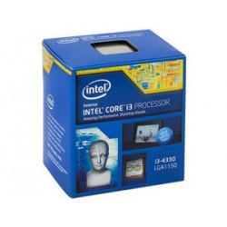 Intel Core i3-4330, skt...