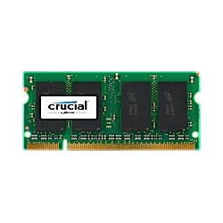 Crucial 1GB SoDDR-400 cl3,...