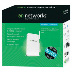 ON Networks Modem+Router...