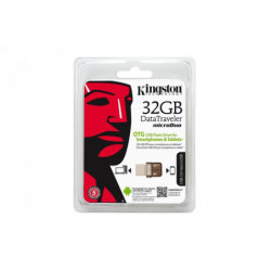 Kingston 32GB, USB+microUSB...