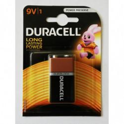 Batteria DURACELL 9V LONG...
