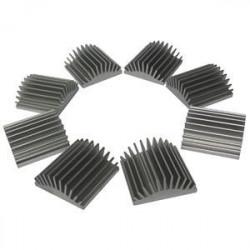 Dissipatori in alluminio