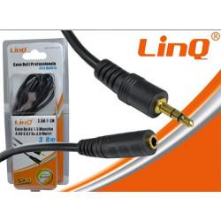 Cavo prolunga audio LINQ 3mt