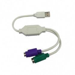 Adattatore da PS2 a USB