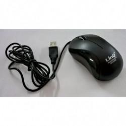 LINQ mouse Ottico USB mod.2020