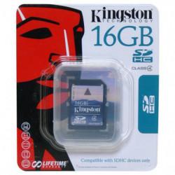Kingston Memory Card SD HC...
