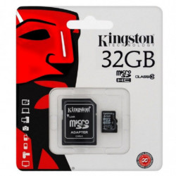 Kingston Memory Card...