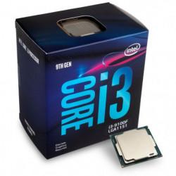 Intel Core i3-9100F,...