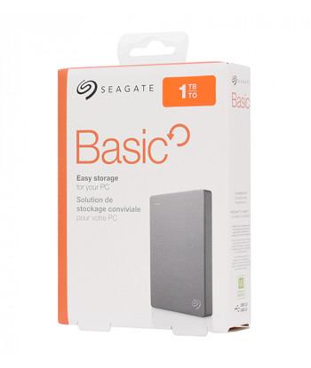 Seagate Basic HDD 1TB USB...