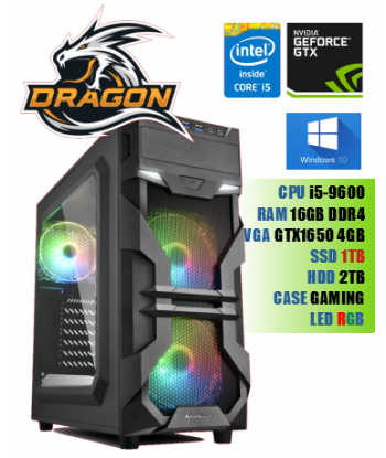 PC Dragon, Core i5, 16GB...