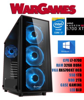 PC WarGames, Core i7, 32GB...