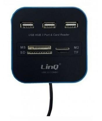 LINQ Combo HUB USB +...