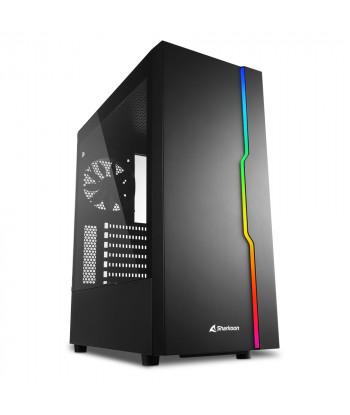 Sharkoon RGB SLIDER case...