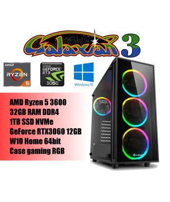 PC Galaxian3, AMD Ryzen5...