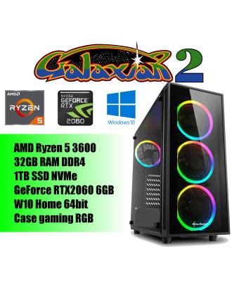 PC Galaxian2, AMD Ryzen5...