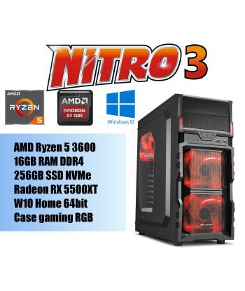PC Nitro3, AMD Ryzen5 3600,...