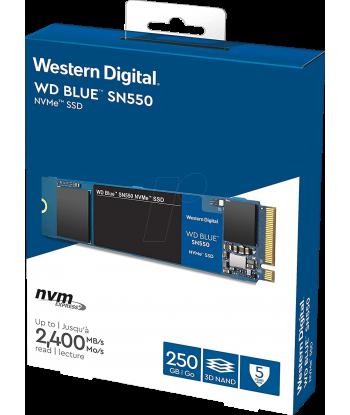 WD SSD Blue SN550, 250GB,...