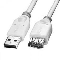 Cavo prolunga USB M/F A-A 5mt
