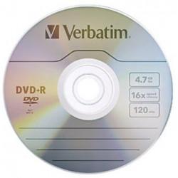 Supporto DVD+R Verbatim...