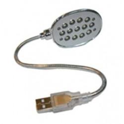 Lampada USB snodabile con...
